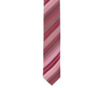 Krawatte, Seiden-Anteil, Streifen