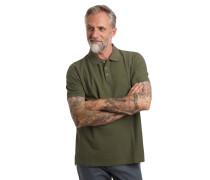 Poloshirt, Baumwolle, uni