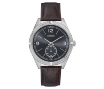 Mens Dress Herrenuhr W0873G1