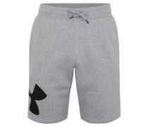 Shorts, Sweat, Gummibund, meliert, Taschen