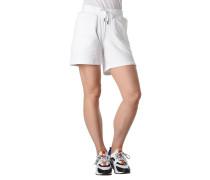 Shorts, Sweat-Material, Kordelzug, Eingrifftaschen
