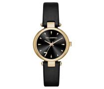 Damenuhr, KL5006, Gold Ip