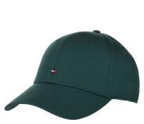 Cap, unifarben, Logo-Stickerei, reine Baumwolle