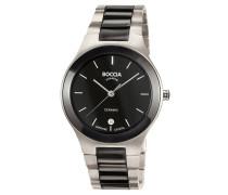 Herrenuhr Titanium - 3564-02 horloge