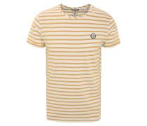 T-Shirt, Patch, reine Baumwolle