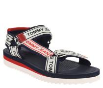 "Sandalen ""Mens Tommy Jeans Technical Sandal"", Klettverschluss"