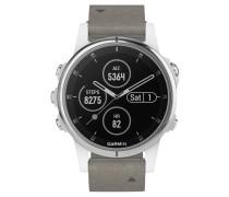 """Smartwatch """"fenix 5S Plus Sapphire"""" 010-01987-05"""