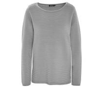 Pullover, Strick, Strukturstreifen