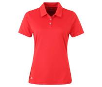 Poloshirt, unifarben, Seitenschlitze