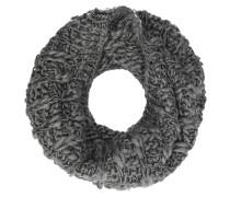 Loop-Schal, Grobstrick, Woll-Anteil