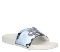 "Slides ""Benassi JDI"", Tropical Print, Polsterung"