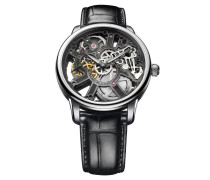 Herrenuhr Handaufzug Masterpiece Squelette New Design MP7228-SS001-000