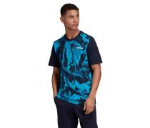 """T-Shirt """"Essentials Allover Printed"""", Baumwolle"""