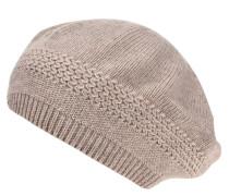 Mütze, Strick, Woll-Anteil