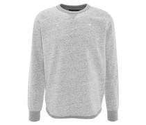 Sweatshirt, Baumwoll-Mix, Raglan-Ärmel, Emblem