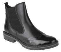 Chelsea Boots, Leder, Budapester-Stil