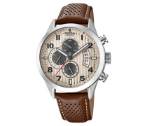 Herrenuhr Timeless Chronograph F20271/2