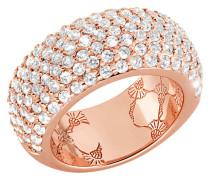 Ring 2023378, Sterling Silber 925, rosévergoldet