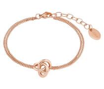 Armband 2018574, rosé Edelstahl