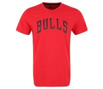 Chicago Bulls T-Shirt, Baumwolle, Print