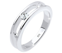 Ring Swarovski® Kristalle 925 Silber Geschenkidee