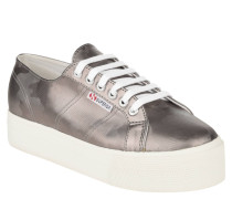 Sneaker, Camouflage-Optik, Statement-Sohlen