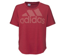 T-Shirt, Logo-Print, Baumwolle-Mix