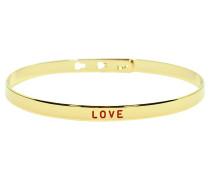 "Armband ""Love"" JC-25.G"