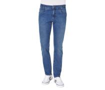 """Jeans """"Bill-2"""", Modern Fit, Baumwolle, dezente Waschung"""
