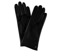 "Handschuhe ""Classic Wool"", Leder, gefüttert"