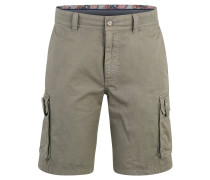 "Cargo-Shorts ""Split"", Baumwolle, unifarben"