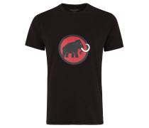 T-Shirt, Rundhalsausschnitt, Logo-Print