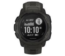 """Smartwatch Armbanduhr """"Instinct Monterra Gray"""" 010-02064-00"""