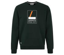 Sweatshirt, Baumwolle, Front-Print, Rundhalsausschnitt