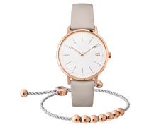 Set Damenuhr und Armband 2770027