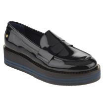 """Loafer """"Modern Flatform Loafer"""", Leder, Lack, Statement-Sohle"""