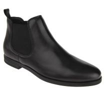 Chelsea Boots, Leder, elastischer Einsatz