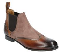 Chelsea Boots, Leder, Stretcheinsatz