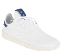 "Sneaker ""Pharrell Williams Tennis HU W"", Knit-Optik, strukturierte Sohle"
