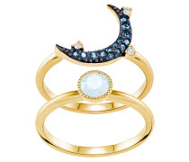 Ring Duo Moon Mont 5409718