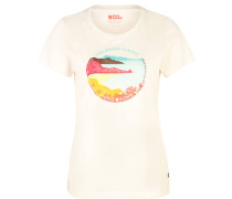 "T-Shirt ""Classic"", Baumwolle, Print"