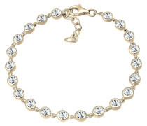 Armband Swarovski® Kristalle 925 Sterling Silber