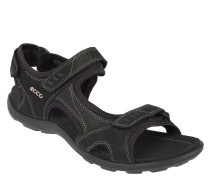 "Sandale ""Kana"", echtes Leder, verstellbare Klettverschlüsse"