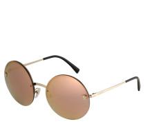 """Sonnenbrille """"VE2176 12524Z"""", Filterkategorie 3, rund"""