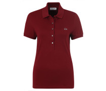 Poloshirt, Piqué, Perlmuttknöpfe, unifarben