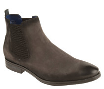 Chelsea Boots, Leder, Used-Look