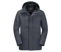 "Outdoorjacke ""West Coast"", wattiert"