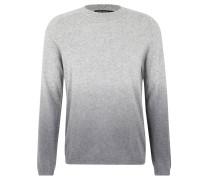 Pullover, Farbverlauf, Woll-Anteil, meliert