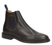 """Chelsea Boots """"Ricardo"""", Leder, Logo-Branding"""