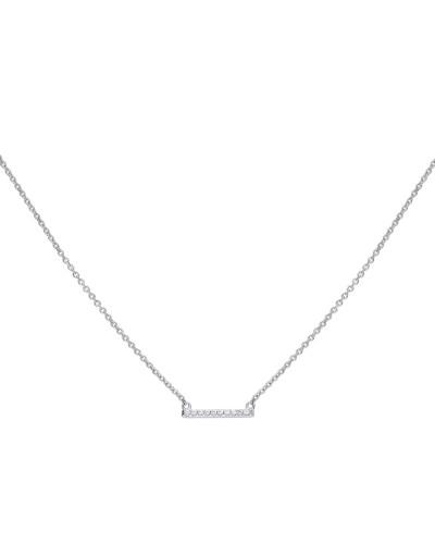 Filigranes Collier  mit weißem -Zirkonia 6311491082